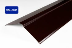 Евроконек / Евроендова, S 150x25x40, синий / 5005