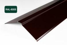 Евроконек / Евроендова, S 150x25x40, темно-зеленый / 6005
