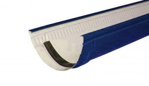 Желоб, Стандарт, D 125 мм, L 1 м, синий / 5005