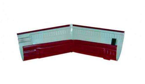 Желоб угловой 135*, Стандарт, D 125 мм, красный / 3011
