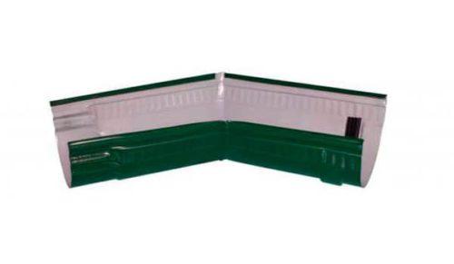 Желоб угловой 135*, Стандарт, D 125 мм, темно-зеленый / 6005