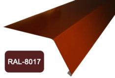 Капельник карнизный, коричневый / 8017