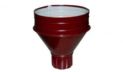 Воронка, Стандарт, D 125 мм, красный / 3011